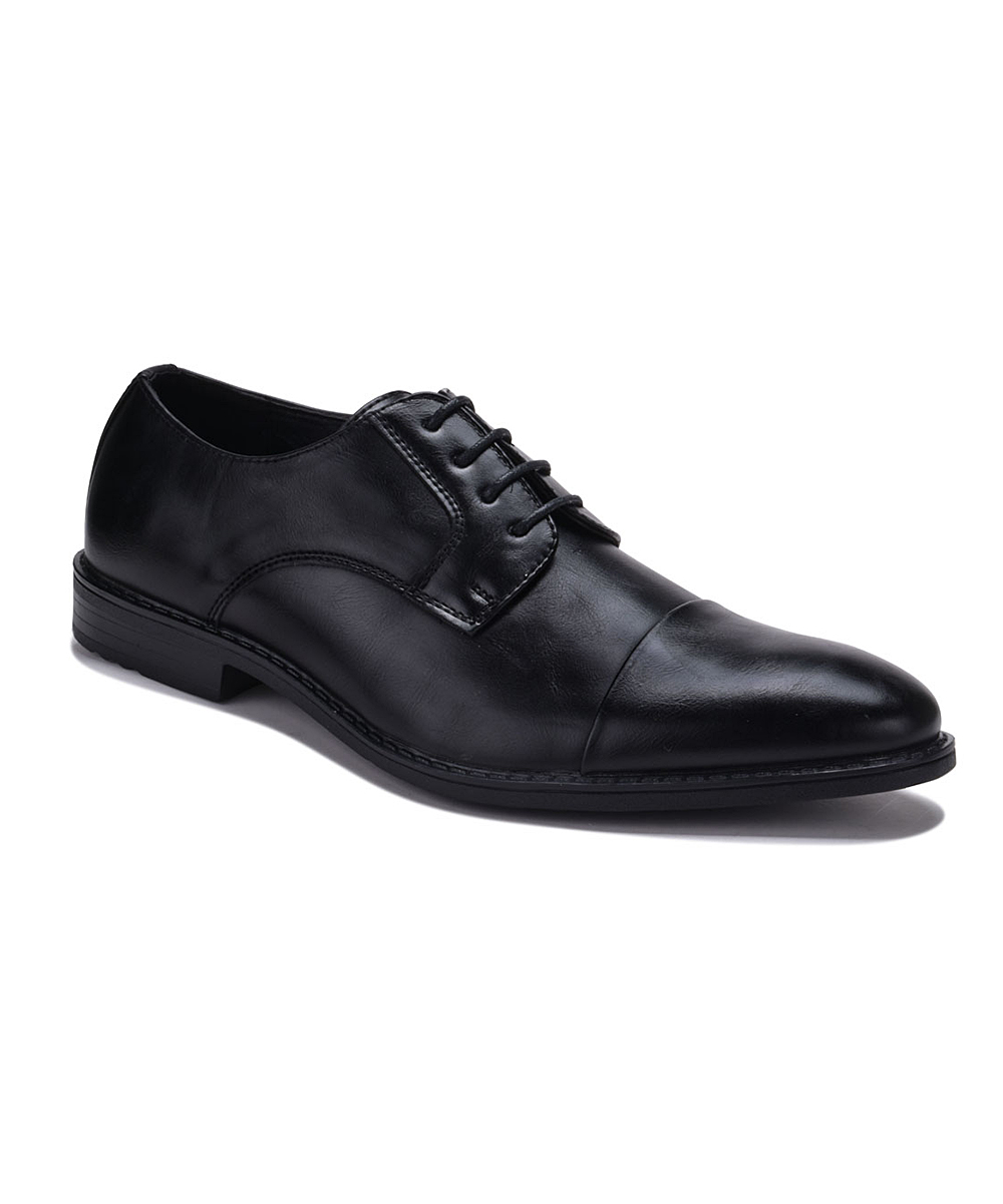 Black Oxford - Men Black Oxford - Men. Base your ensemble in suave fashion with these professional oxfords boasting classic lines and secure laces. 1'' heelLace-up closureMan-madeImported