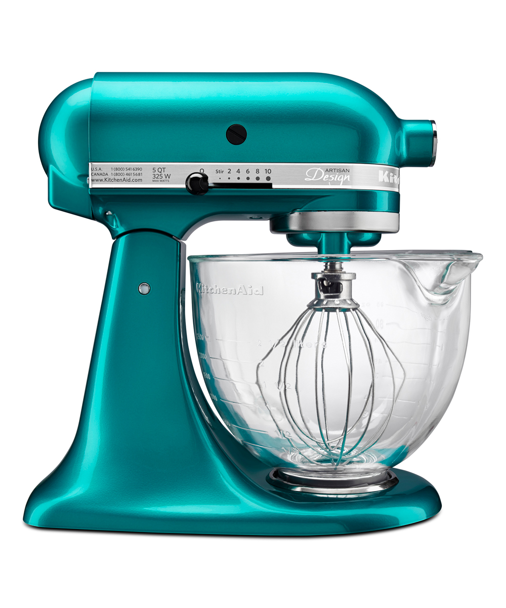 Kitchenaid Sea Glass Artisan Tilt Head Mixer Zulily