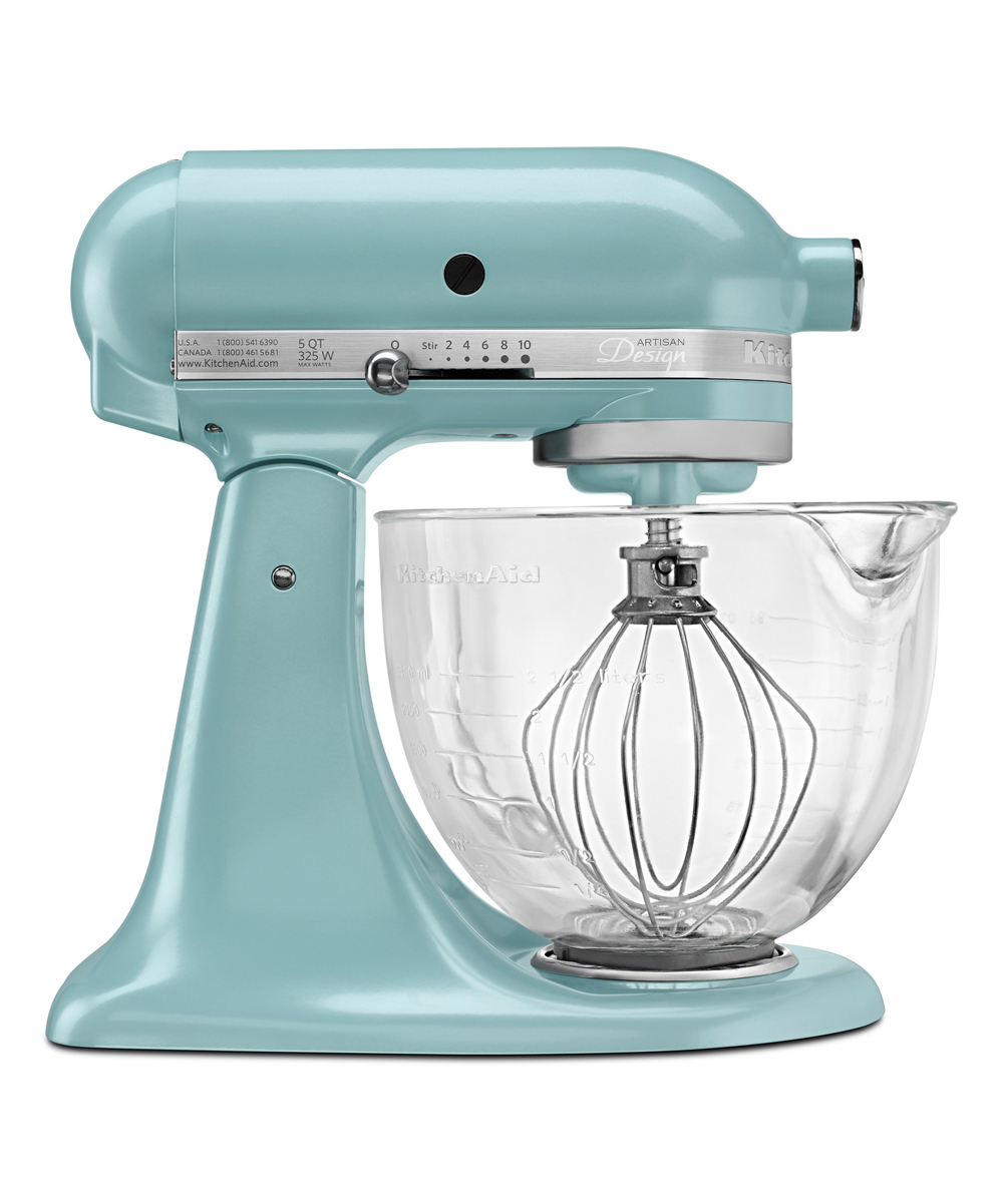 Kitchenaid Azure Blue Artisan Tilt Head Mixer Zulily