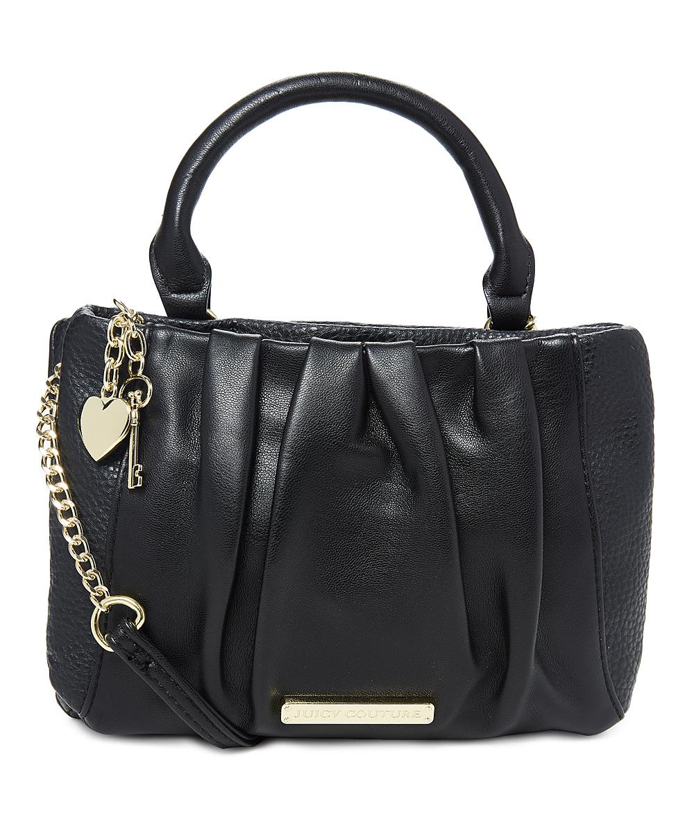 Juicy Couture Black Willet Medium Crossbody Bag  377a69ebf