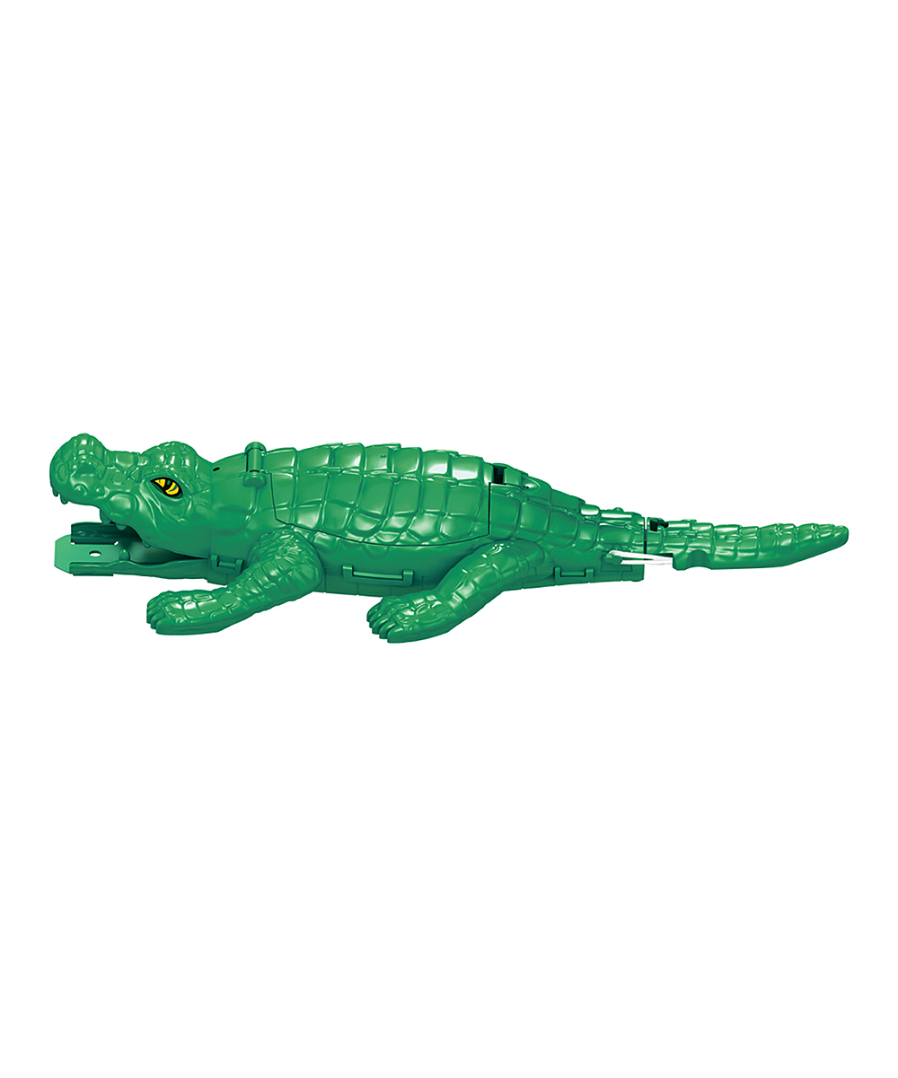 Toy Chef  Remote Control Toys GREEN - Crocodile Car Launcher Toy