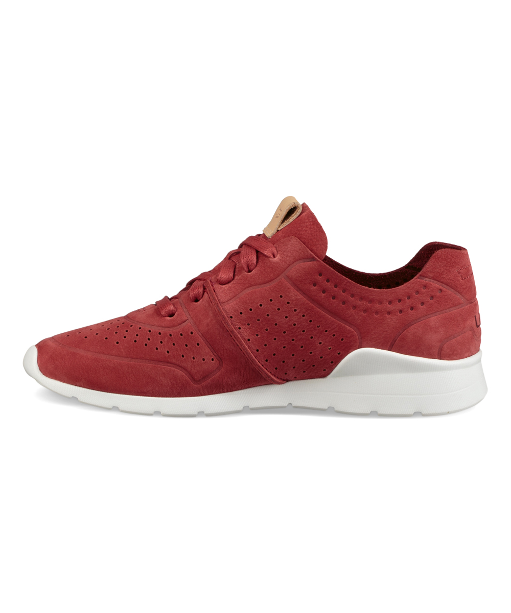 0cd2a27c257 UGG® Chili Pepper Tye Leather Sneaker - Women