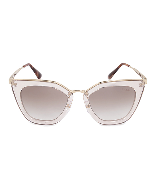 36b4694665f2 ... Womens Crystal Clear Crystal Butterfly Sunglasses - Alternate Image 2  ...