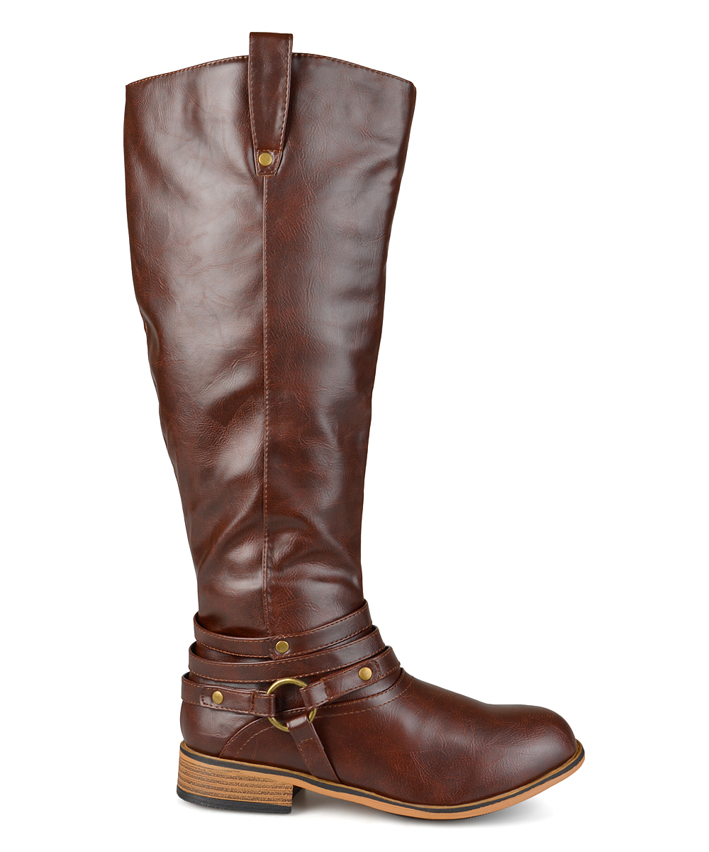 love this product Brown Walla Extra Wide-Calf Boot - Women 846f92c7ea