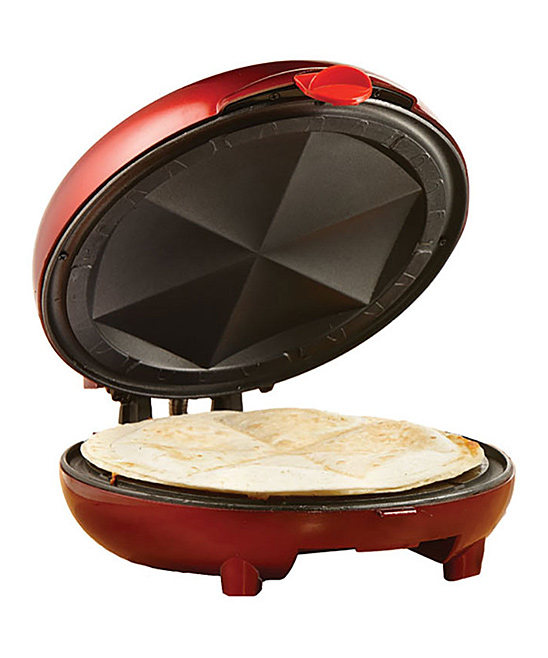 Brentwood Appliances  Miscellaneous Kitchen Tools Red - Red 8'' Quesadilla Maker
