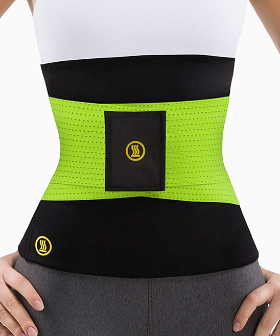 Green Hot Belt & Waist Trainer