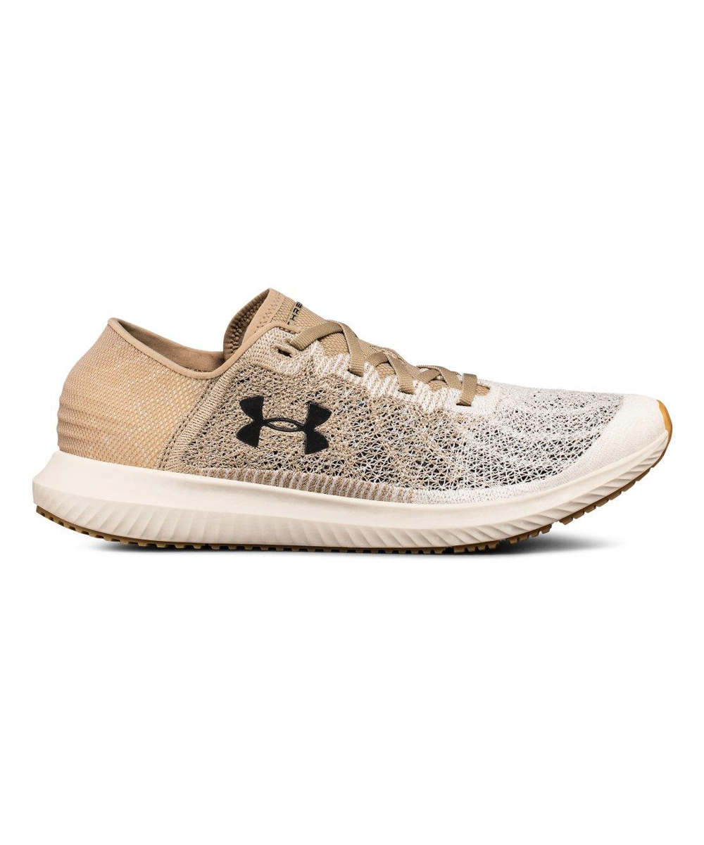 9627e4a91c Under Armour® Stone & City Khaki UA Threadborne Blur Running Shoe - Men