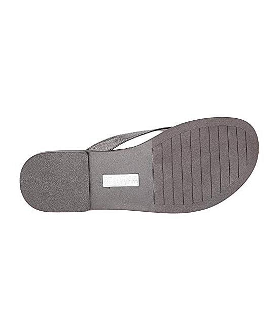 14dcd7b6a79ad7 ... Womens PEWTER Pewter Jeling Flip-Flop - Alternate Image 3 ...