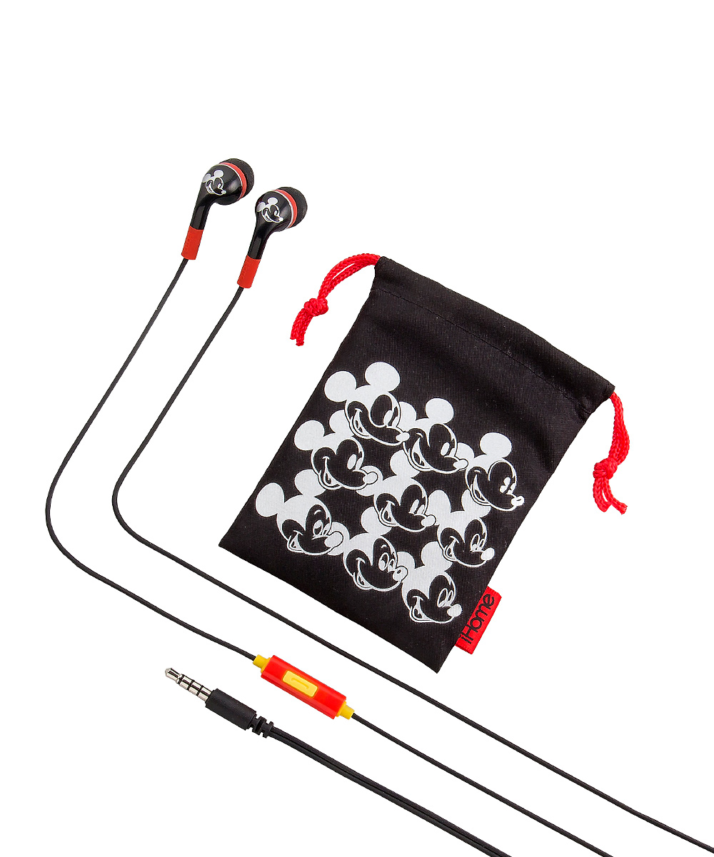 KIDdesigns  Wired Headphones  - Mickey Mouse Earbuds