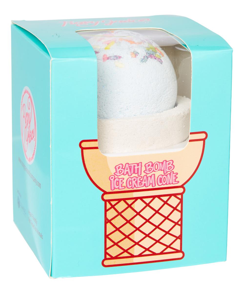 Roxy Grace Birthday Cake Ice Cream Cone Bath Bomb