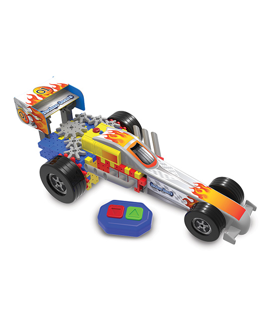The Learning Journey  Remote Control Toys  - Techno Gears Remote Control Dragster Toy