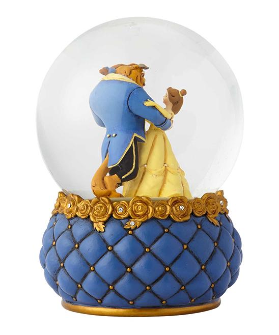 Disney Showcase Collection Beauty The Beast Snow Globe