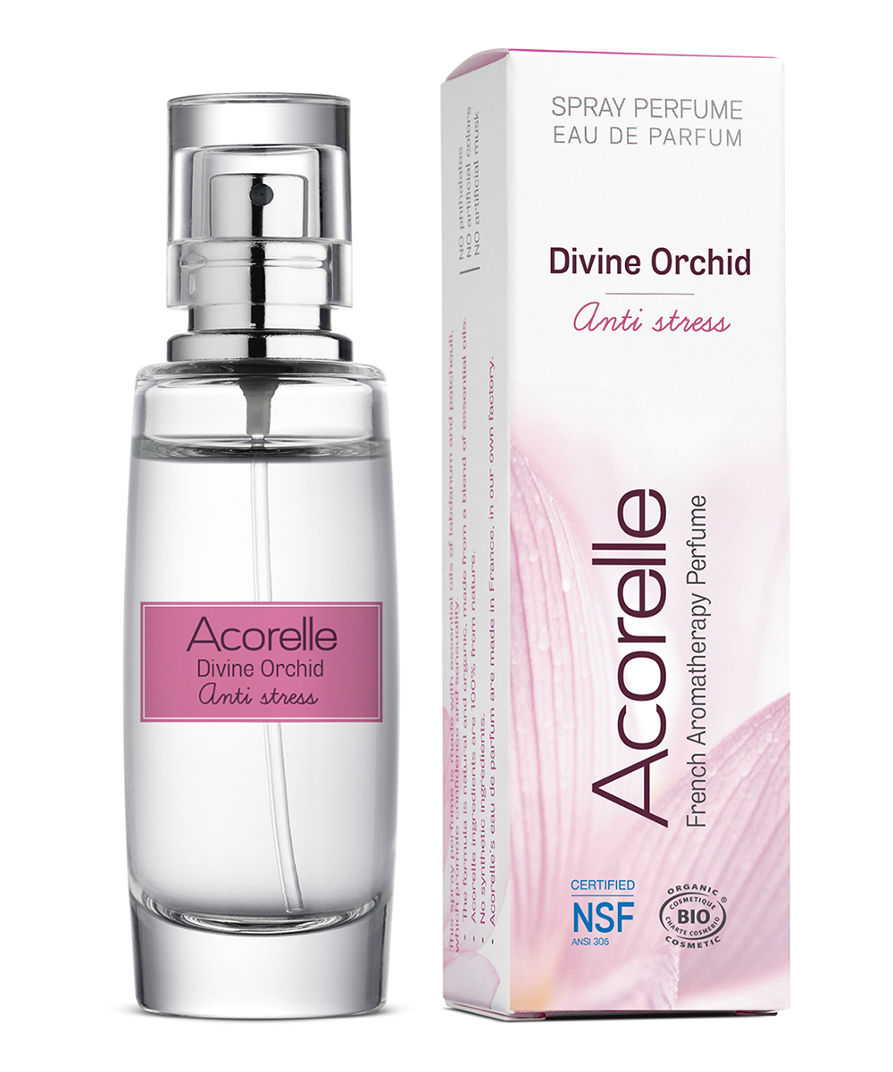 Acorelle Divine Orchid 1-Oz  Eau de Parfum - Women