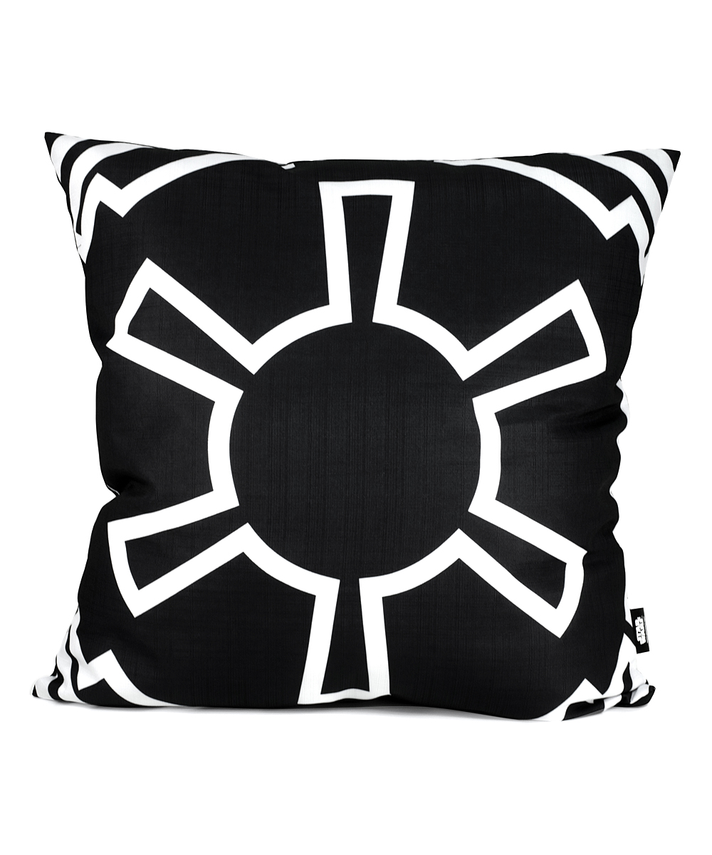 Seven20 Star Wars Black Empire Symbol Outdoor Throw Pillow Zulily