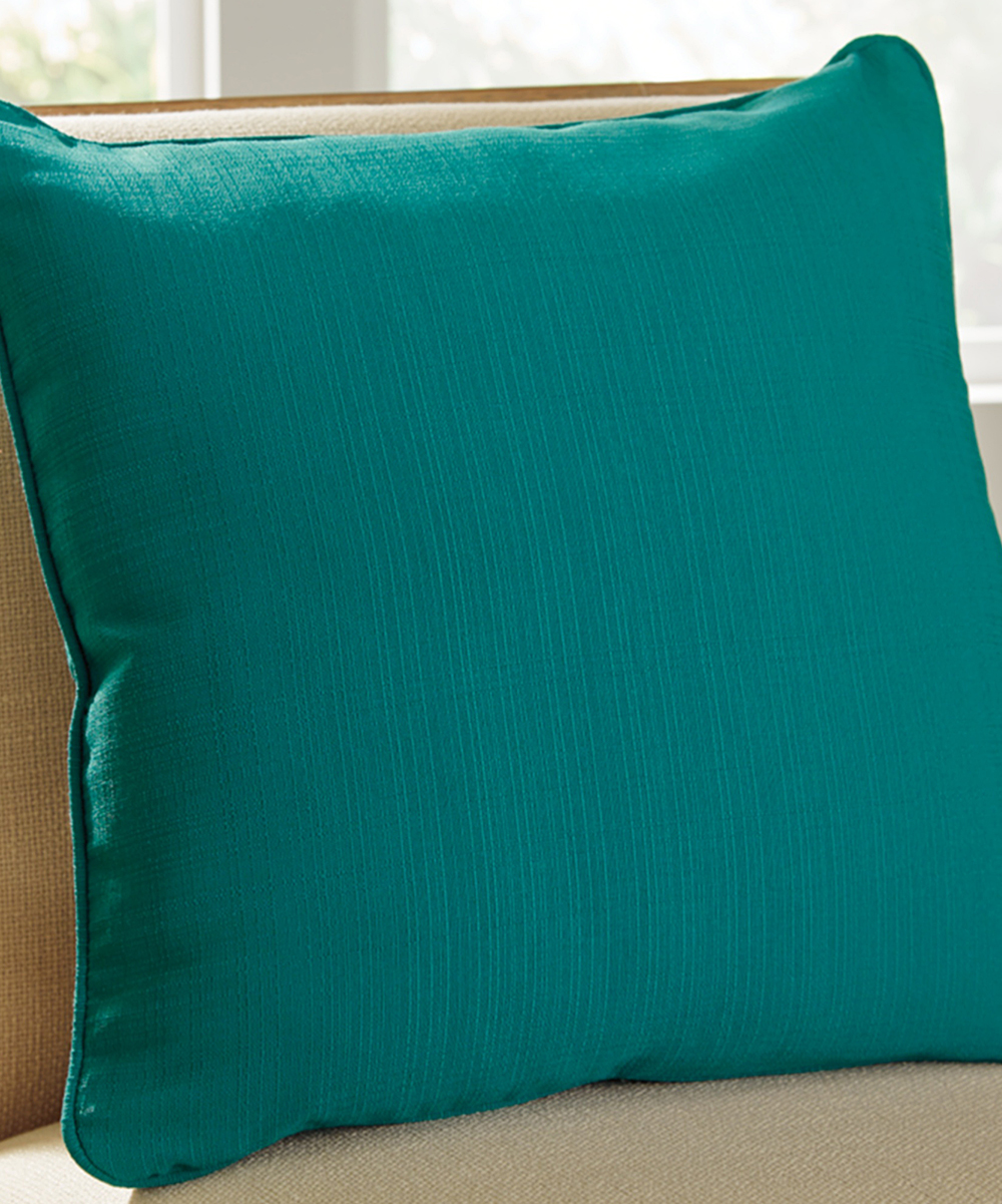 Signature Design By Ashley Furniture Turquoise Jerold Indoor Outdoor