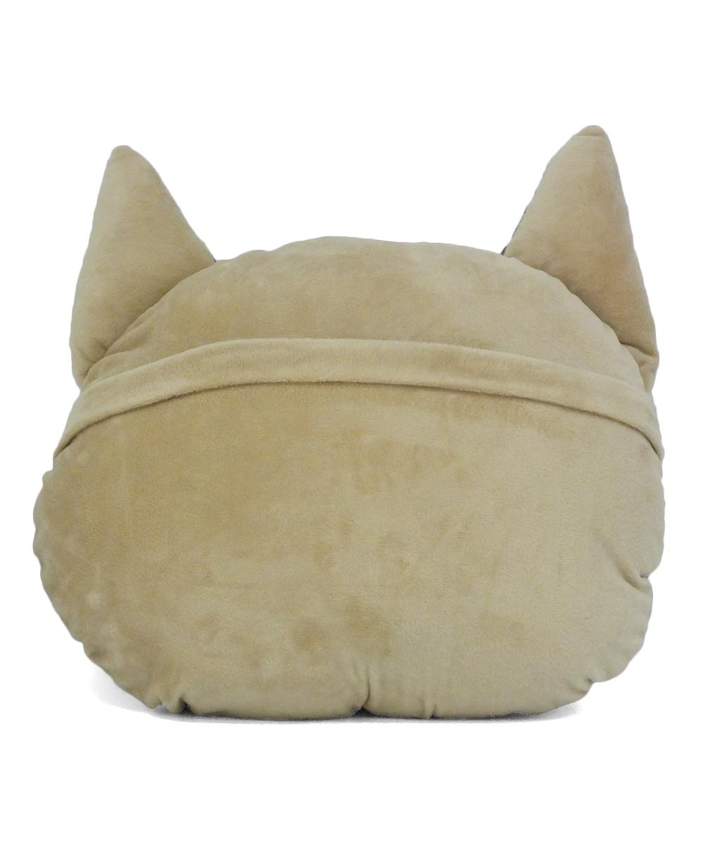 ... Womens Multicolor Pug Head 3D Sublimated Throw Pillow - Alternate Image  3 ... 18857908e8