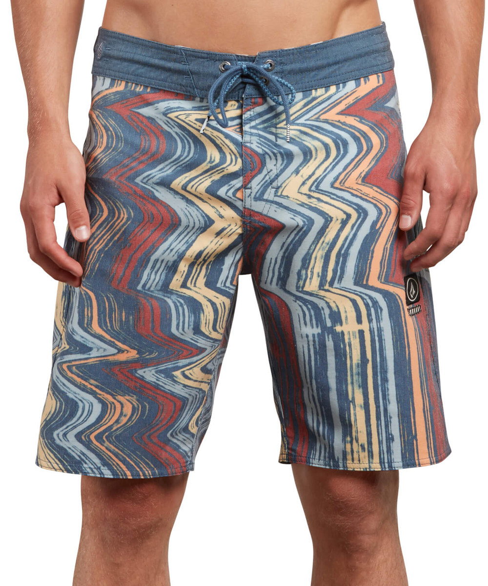 273c2d376a939 Volcom Sunburst Lo-Fi Stoney 19 Boardshorts - Men & Big | Zulily