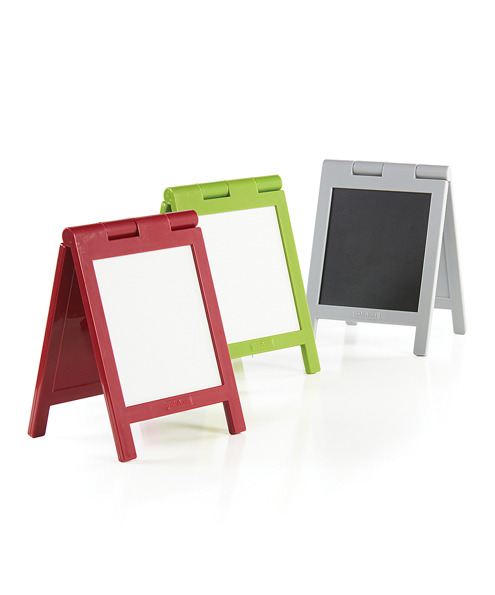 Mini Message Board Easel - Set of Three