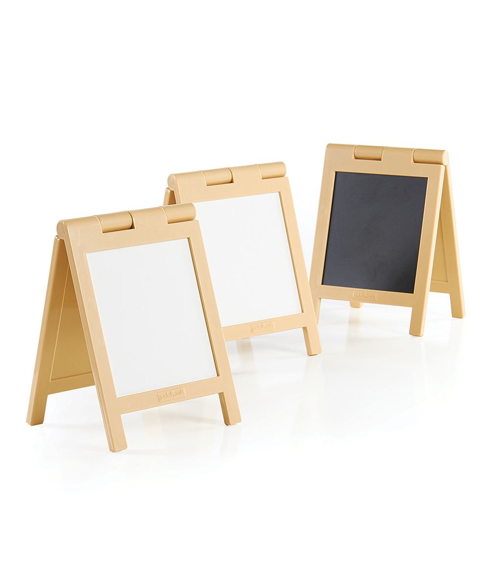 Natural Mini Message Board - Set of Three