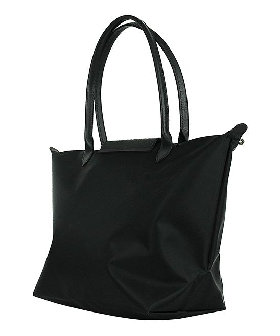 fa629c5f29 ... Womens BLACK Black Le Pliage Neo Large Tote Bag - Alternate Image 2 ...