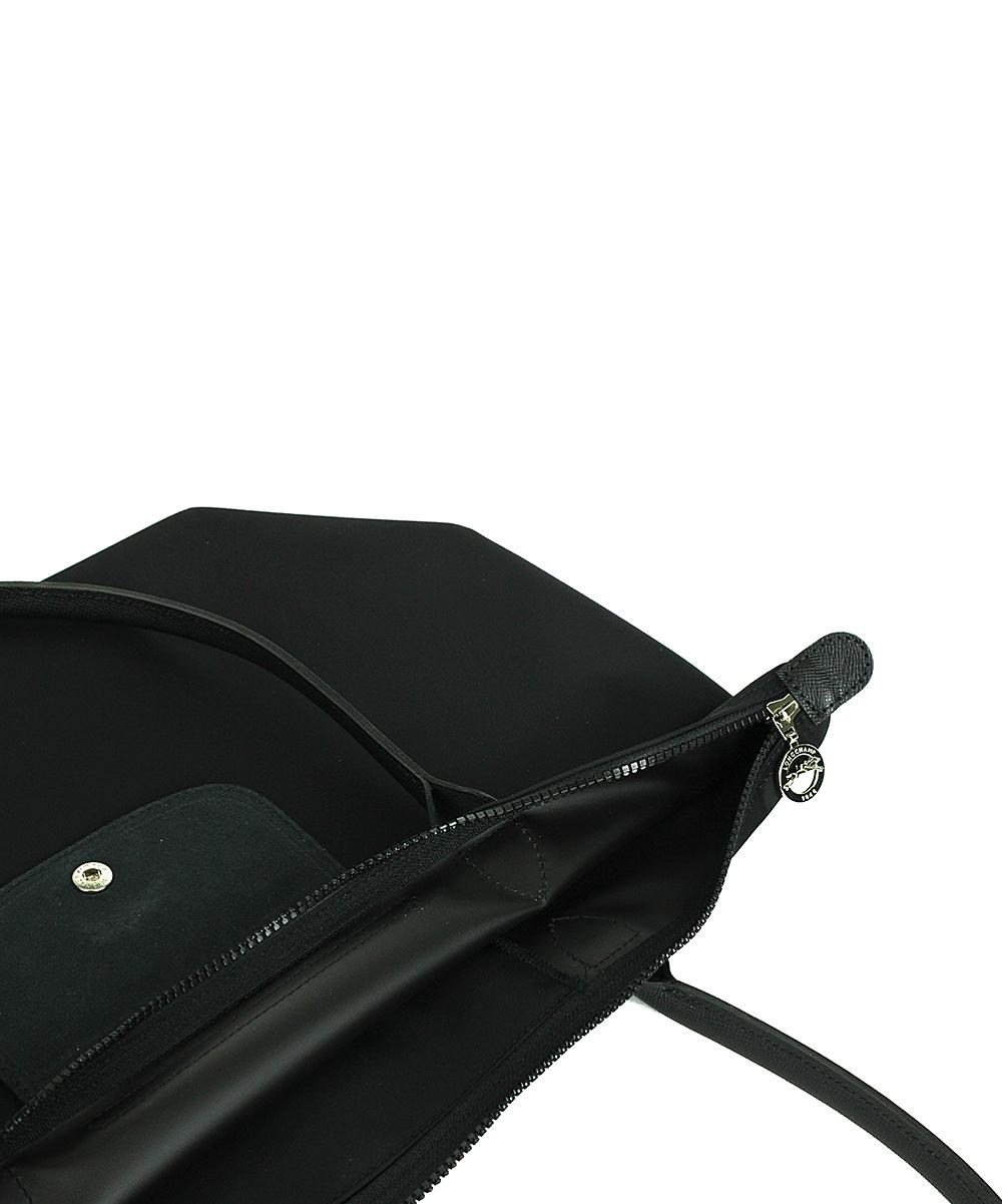 f218f446e5 ... 2 · Womens BLACK Black Le Pliage Neo Large Tote Bag - Alternate Image 3