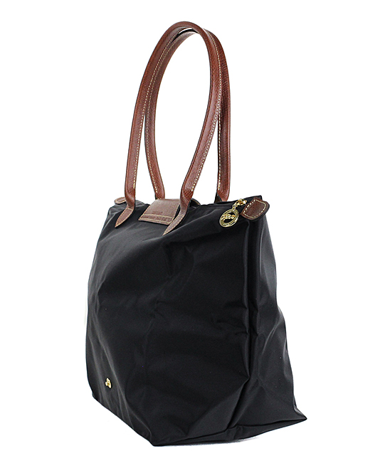 47fbb86bae ... Womens BLACK Black Le Pliage Large Tote Bag - Alternate Image 2 ...