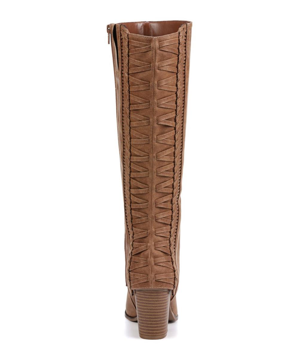 2cf23d6f55e ... Womens Tan Tan Tender Wide-Calf Boot - Alternate Image 5