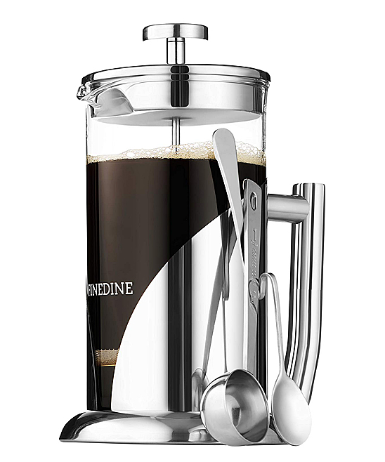 Stainless Steel French Press Set