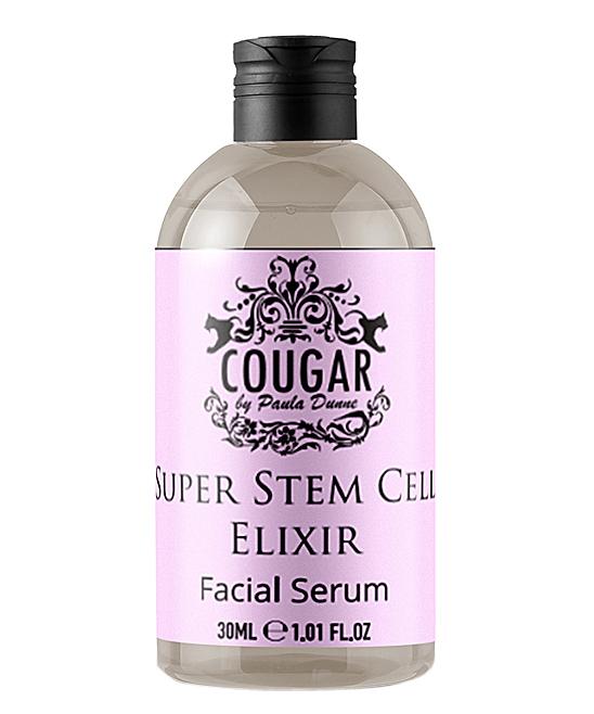 Cougar Beauty Women's Skin Serums & Treatments  - Stem Cell Facial Serum