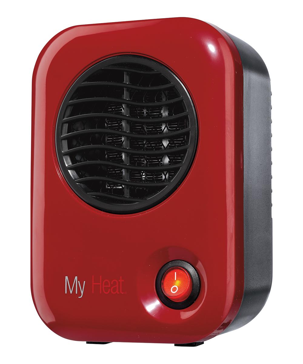 Red My HeatTM Personal Heater