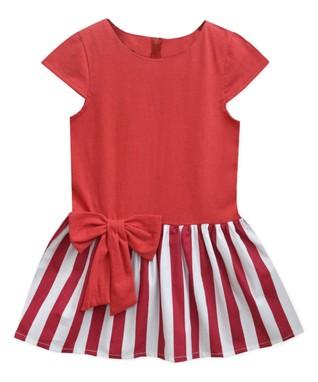 105f9ed5 Red Stripe Serenity Dress - Infant, Toddler & Girls