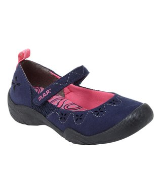 4947cd84bf5c7 Aqua Floral Fia Mary Jane - Girls · see more