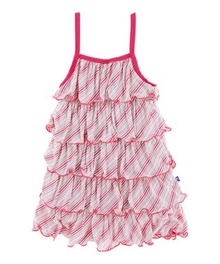 a2412183133a Desert Stripe Ruffle Tiered Dress - Infant, Toddler & Girls. Parisian ...