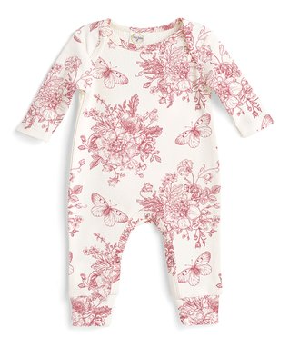 f9a959f9ee0 Rose Butterfly Playsuit - Newborn   Infant