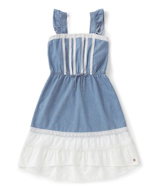 6f70d924390 Blue Barn Dance Tonight Dress - Girls