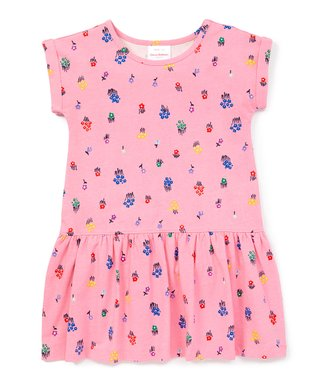 5548019a19 Fresh Pink Floral Spring into Sunshine Play Dress - Toddler   Girls