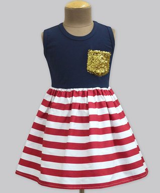 Happy Thanksgiving Toddler Baby Girl Turkey Print Dress Stripe Sundress Outfit Dream Room Dresses