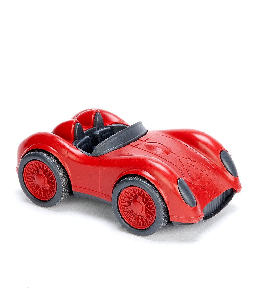 Green Toys  Toy Cars and Trucks  - Red Race Car