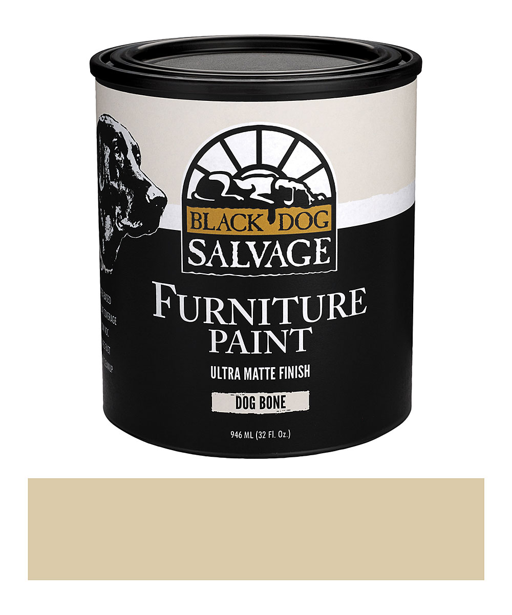 Black Dog Salvage Dog Bone Taupe 32 Oz Furniture Paint Zulily