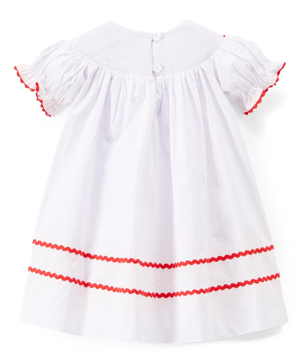 f01195688faac Smocked Christmas Dresses For Toddlers | Huston Fislar Photography