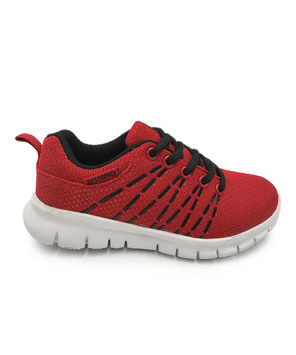 SPORT Boys' Sneakers red - Red Lace-Up Sneaker - Boys