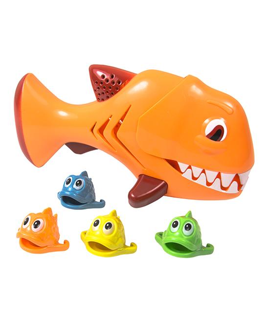Aqua Leisure  Water toys  - Chompin' Piranha Water Toy Set