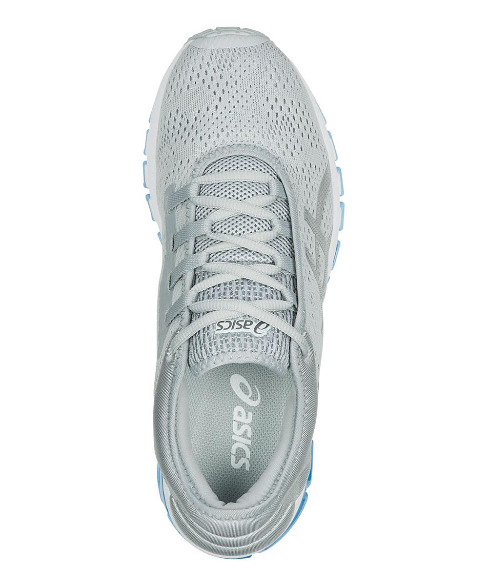 buy popular b79a0 4796d ... Womens MID GREY   CARBON Mid Gray   Carbon GEL-Quantum 180 3 Running  Shoe ...