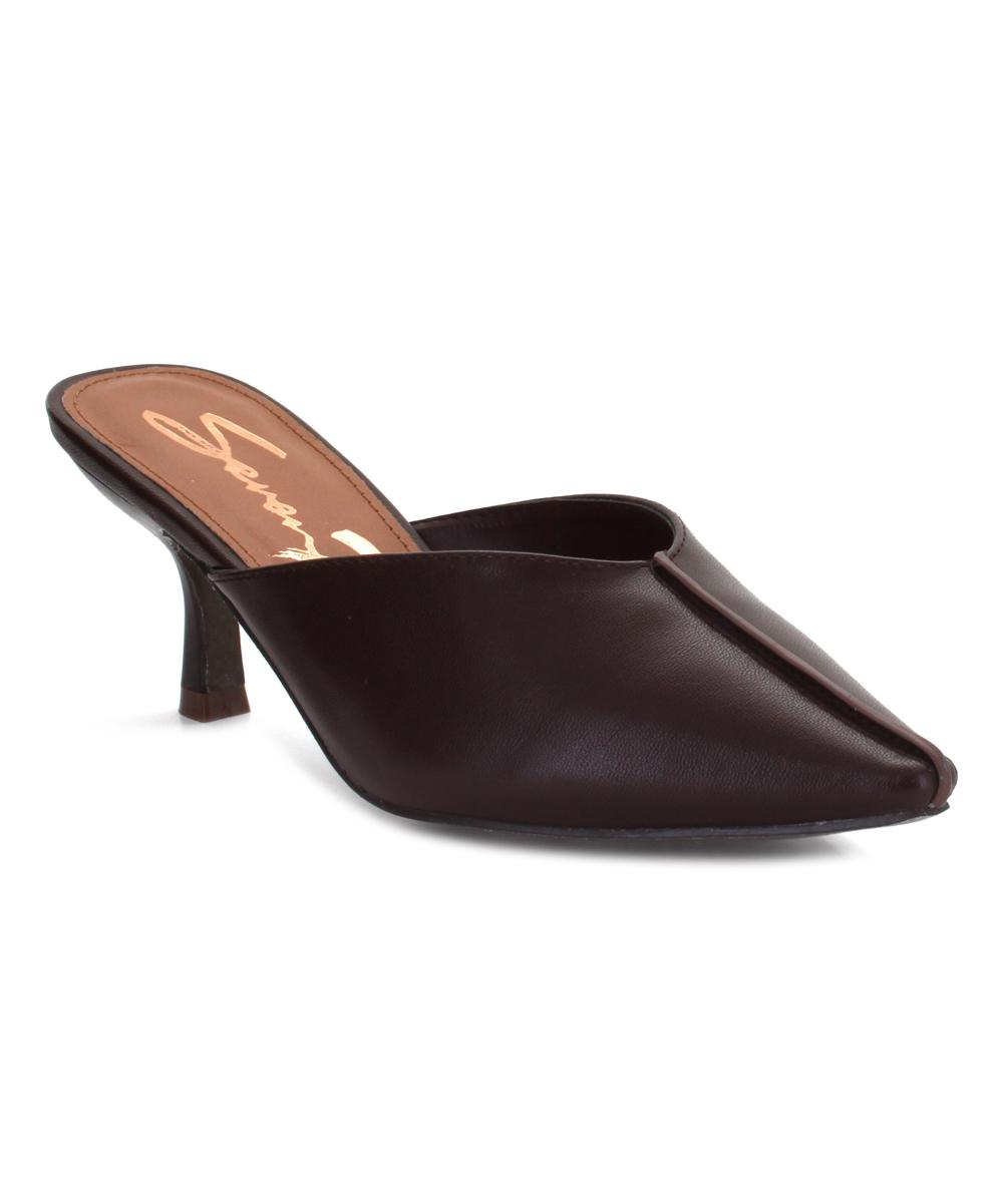 a905734d9e ... Womens COG Cognac Melania Kitten Heel - Alternate Image 2 ...