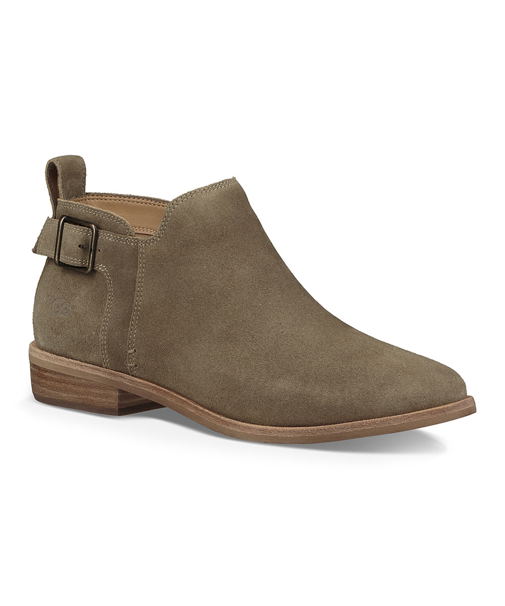 0330aa9709741 UGG® Antilope Kelsea Suede Ankle Boot - Women | Zulily