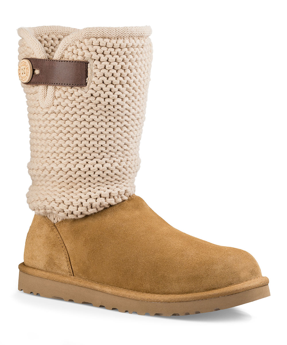 6cb480431ae UGG® Chestnut Shaina Suede Boot - Women