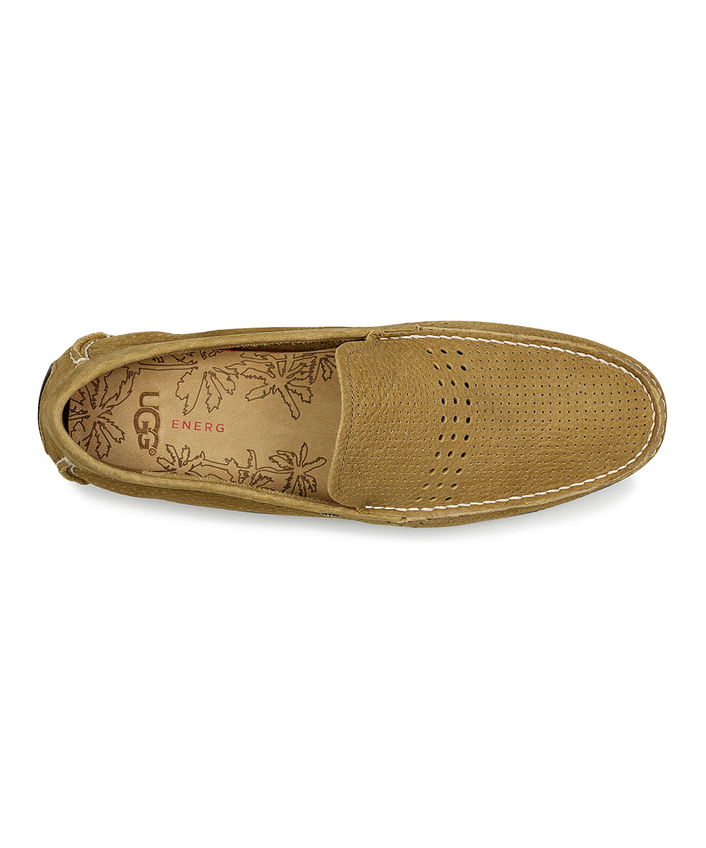 e782dc7d308 UGG® Caramel Bel-Air Venetian Perforated Leather Loafer - Men