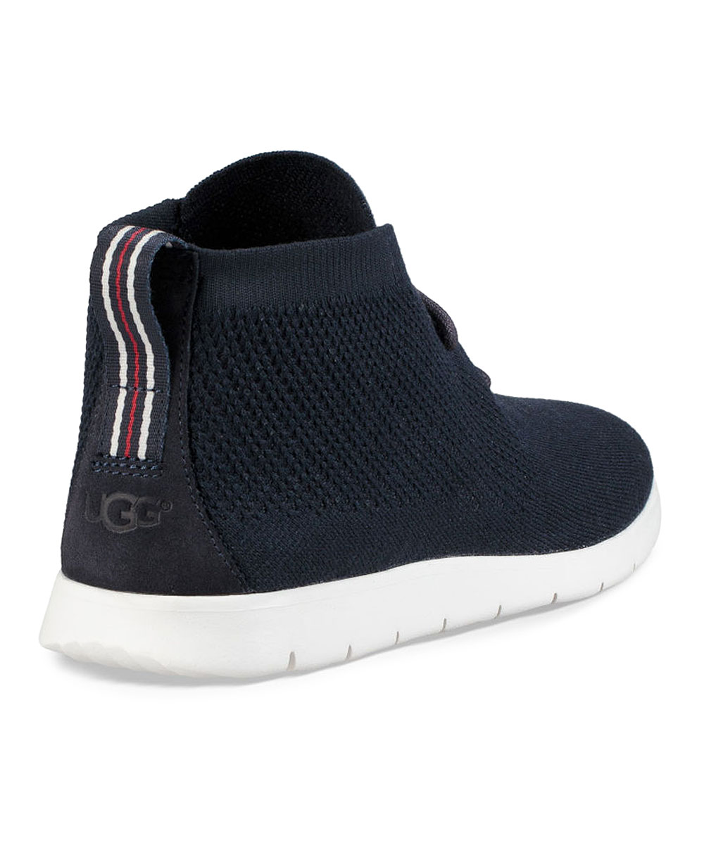 bedfd3b62d4 UGG® Navy Freamon Hyperweave Chukka Boot - Men