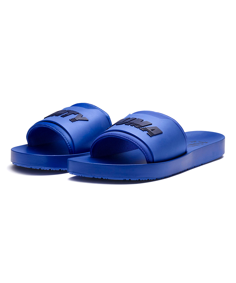 new style 6cdcc 870ce Fenty PUMA by Rihanna Dazzling Blue Fenty Surf Slide - Men