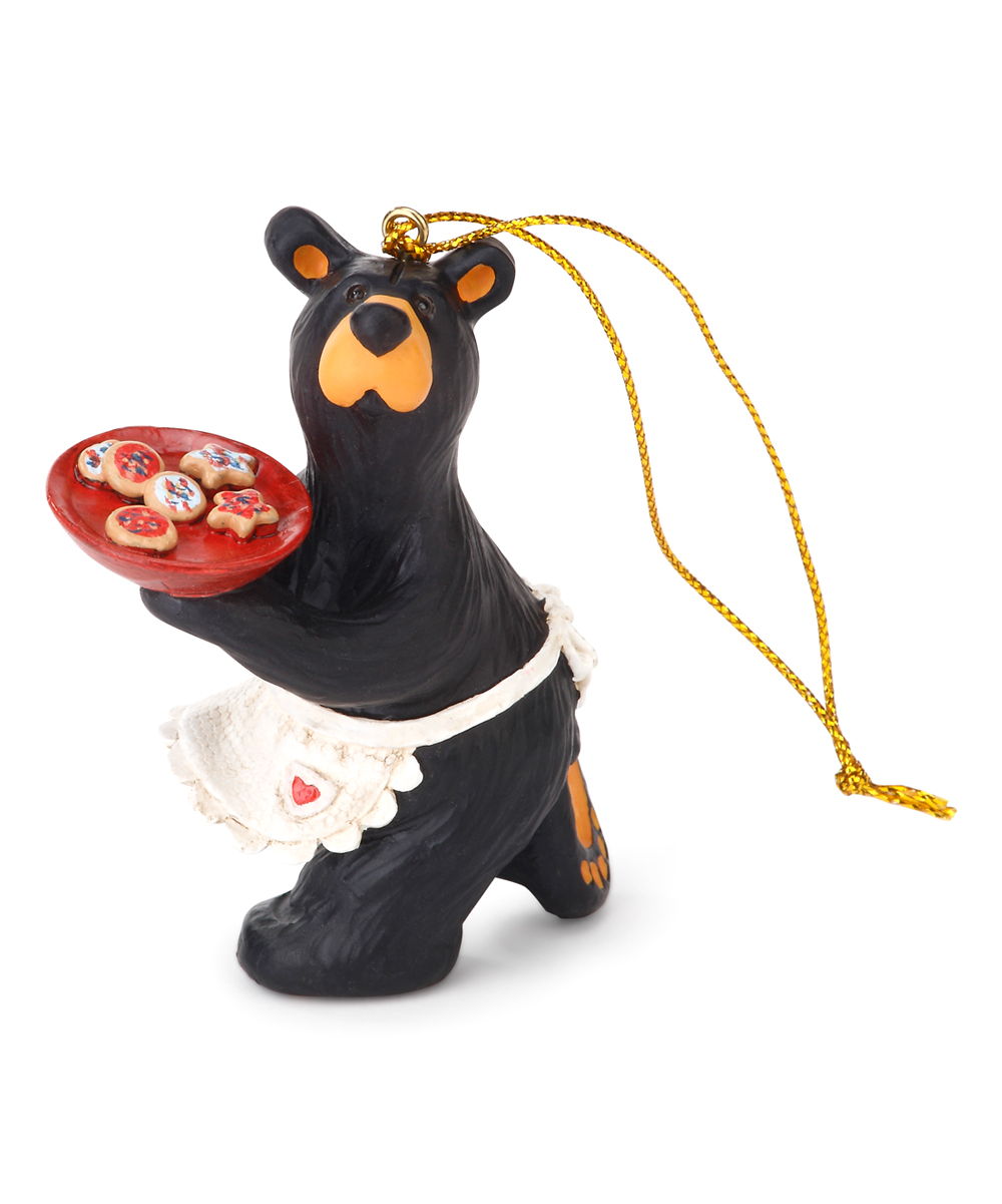 Bear Best Cookie Maker Ornament